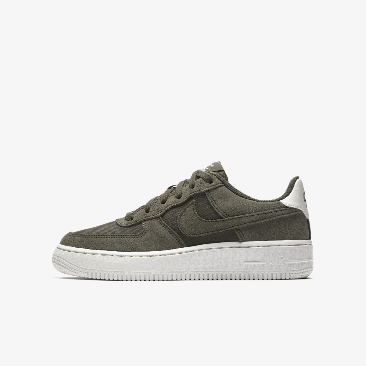 Кроссовки Nike AIR FORCE 1 SUEDE (GS)