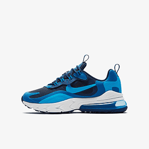 Кроссовки NIKE Air Max 270 React Older Kids' Shoe