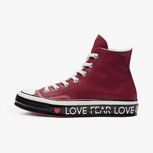 Кеды Converse Wmns Chuck 70 High 'Love Graphic'