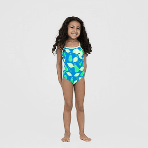 Купальник Speedo BOW 1PCE SWIMSUIT IF BLUE/GREEN