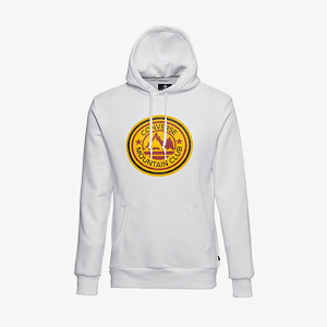 Толстовка Converse MOUNTAIN CLUB PATCH PO HOODIE WHITE