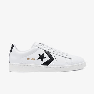 Кеды Converse PRO LEATHER OX WHITE/BLACK/WHITE