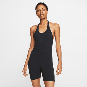 Майка NIKE W NK YOGA LUXE HALTER JUMPSUIT