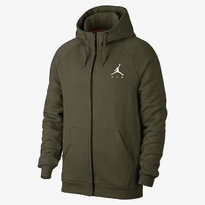 Толстовка Jordan JUMPMAN FLEECE FZ