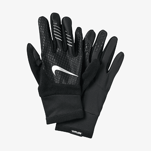 Перчатки для бега Nike WOMENS THERMA-FIT ELITE RUN GLOVES
