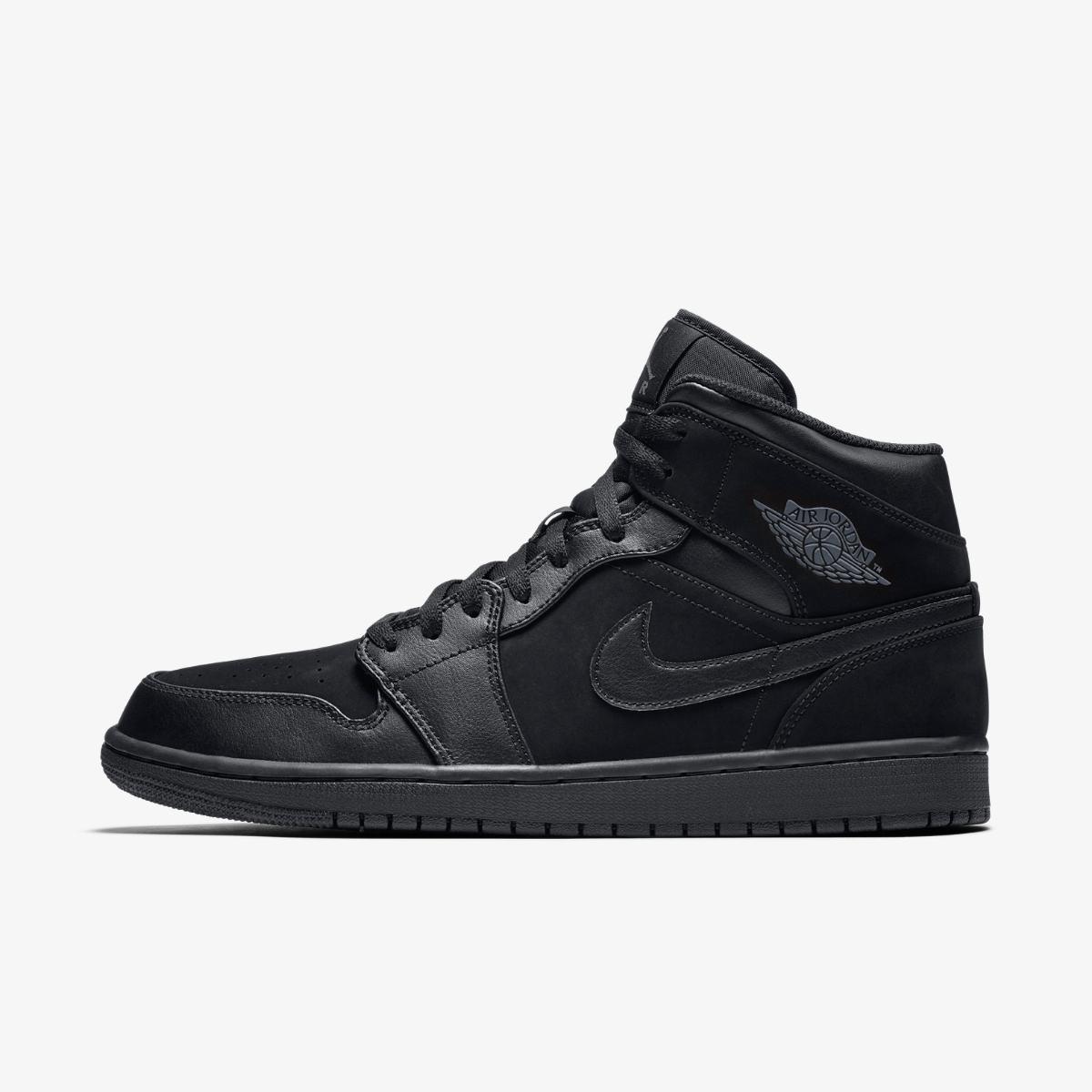Кроссовки для баскетбола AIR JORDAN 1 MID 554724-050 купить ... 10614ea49d7