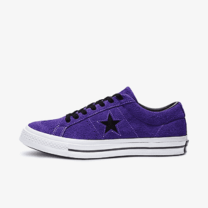Кеды Converse One Star Dark Star Vintage Suede Low Top
