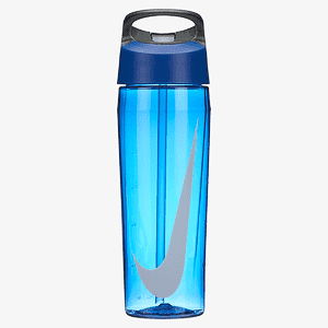 Бутылка Nike  TR HYPERCHARGE STRAW BOTTLE 24 OZ GAME ROYAL/COOL GREY/WHITE 24OZ