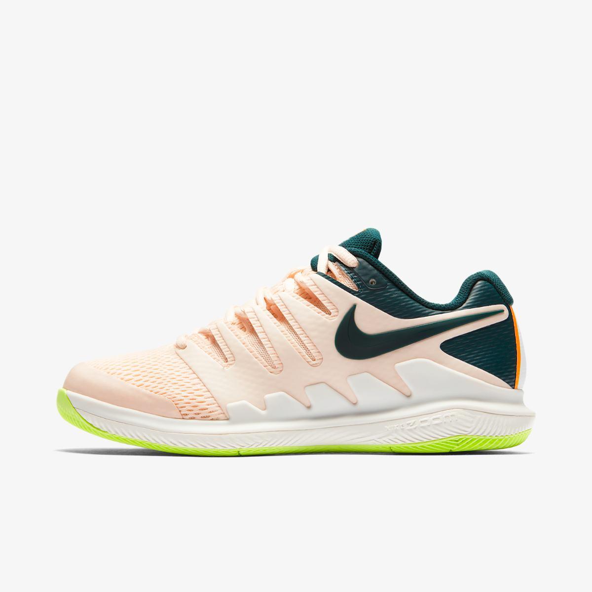 3cab551674d7 Кроссовки для тенниса Nike WMNS AIR ZOOM VAPOR X HC AA8027-802 ...