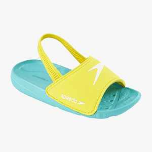 Тапочки Speedo ATAMI SEA SQUAD SLD IU BLUE/YELLOW