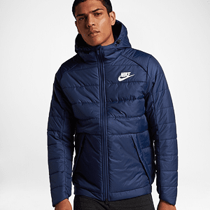 Куртка Nike M NSW SYN FILL JKT HD