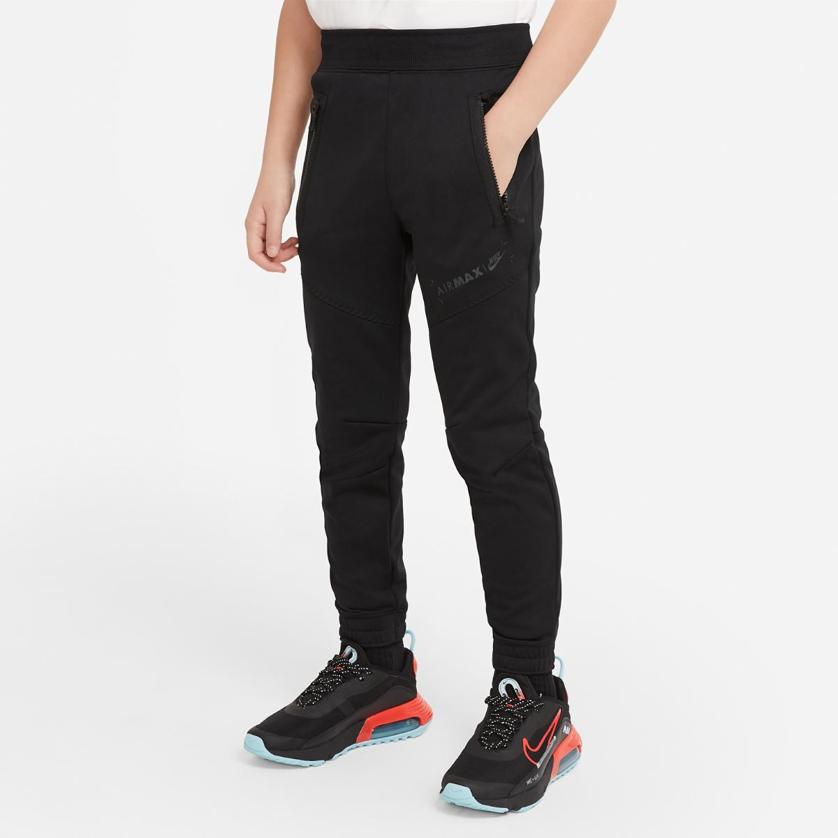 Брюки NIKE B NSW AIR MAX FLC PANT BB