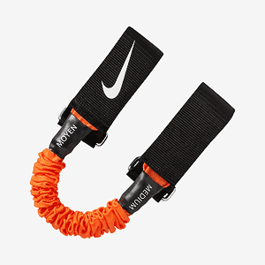 Эспандер Nike LATERAL RESISTANCE BANDS - MEDIUM BLACK/TOTAL ORANGE/WHITE