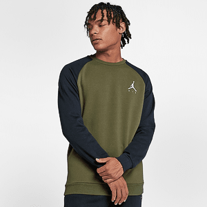 Толстовка Jordan JUMPMAN FLEECE CREW