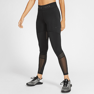 Лосины NIKE W NP LUXE TIGHT MESH MIX