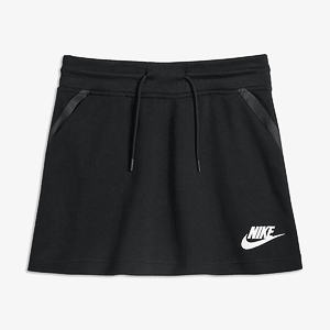 Юбка Nike G NSW TCH FLC SKIRT SEASONAL