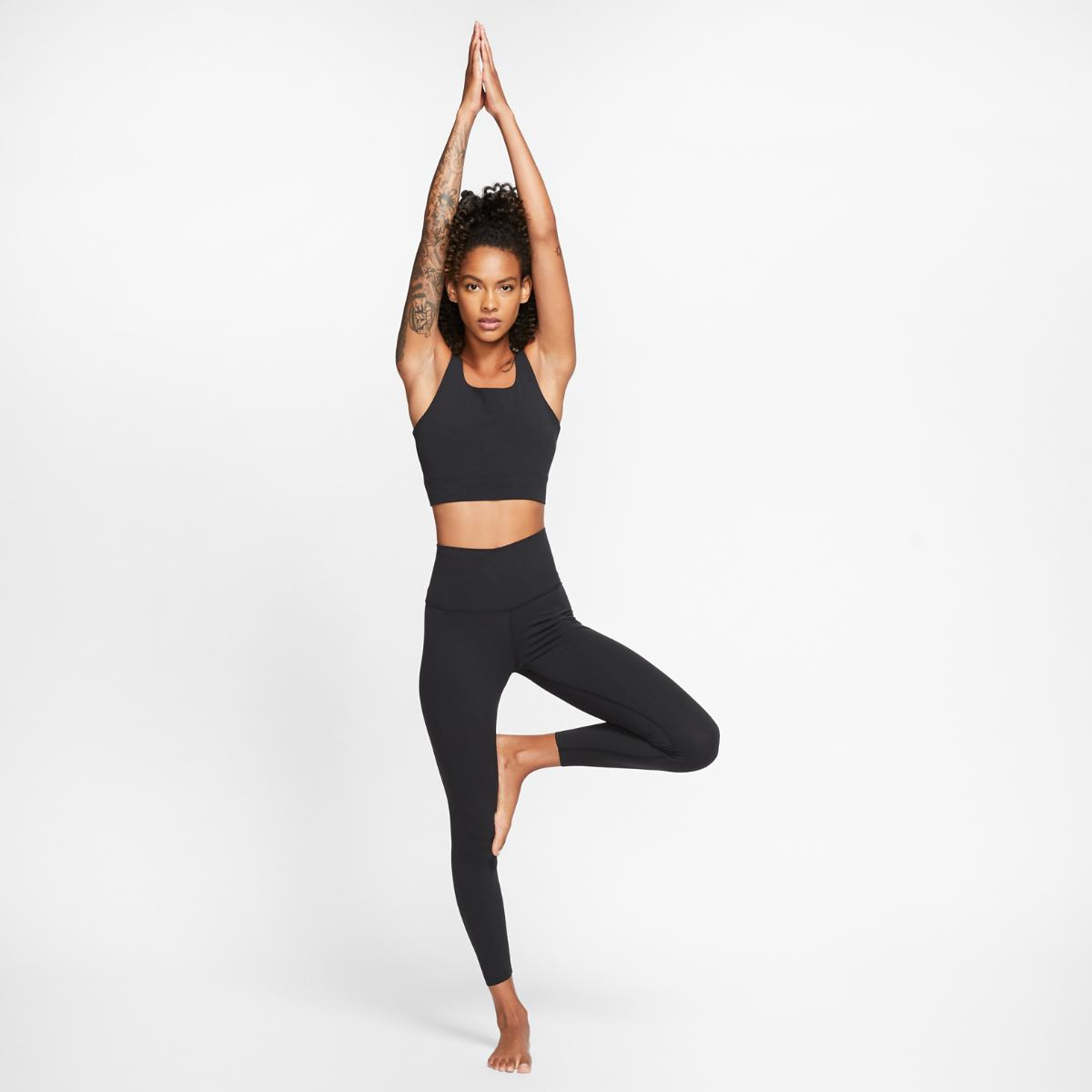 Лосины NIKE THE YOGA LUXE 7/8 TIGHT
