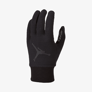 Перчатки JORDAN SPHERE CW GLOVES BLACK/DARK GREY/BLACK/BLACK S