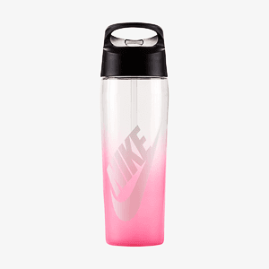 Бутылка NIKE TR HYPERCHARGE STRAW BOTTLE GRAPHIC 24 OZ DIGITAL PINK/ANTHRACITE/WHITE 24OZ