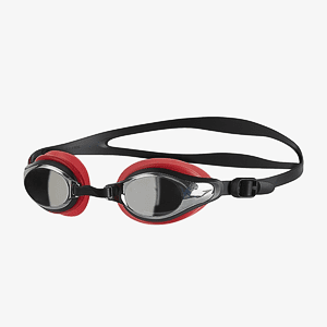 Очки Speedo MARINER SUPREME MIR GOG AU RED/SILVER