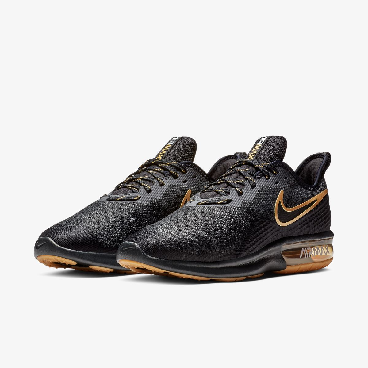 4 18 Nike Air Max Sequent 4 [AO4485 005] Men Running Shoes