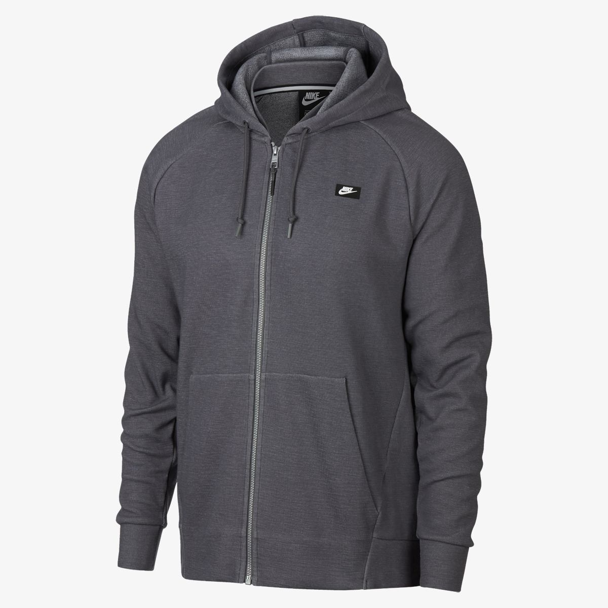 Толстовка Nike M NSW OPTIC HOODIE FZ