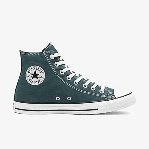 Кеды Converse CTAS HI FADED SPRUCE/BLACK/WHITE