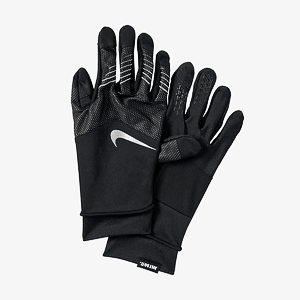 Перчатки для бега Nike MENS STORM-FIT HYBRID RUN GLOVES