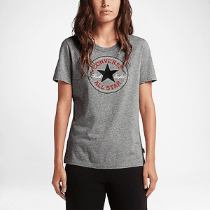 Футболка Converse WOMENS KNITTED T-SHIRT