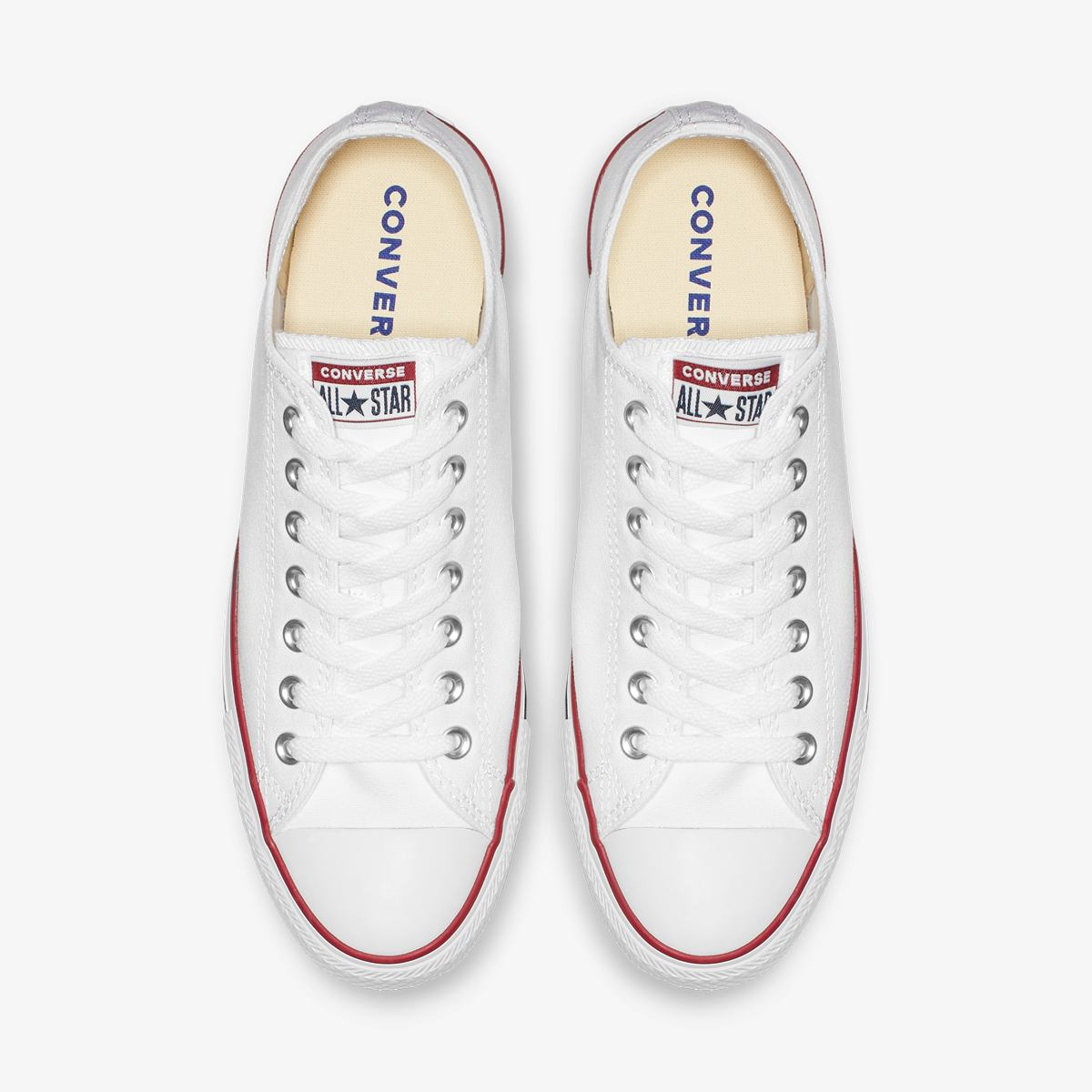 Кеды Converse ALL STAR OX OPTICAL WHITE
