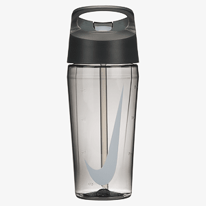 Бутылка Nike  TR HYPERCHARGE STRAW BOTTLE 16 OZ ANTHRACITE/COOL GREY/WHITE 16OZ