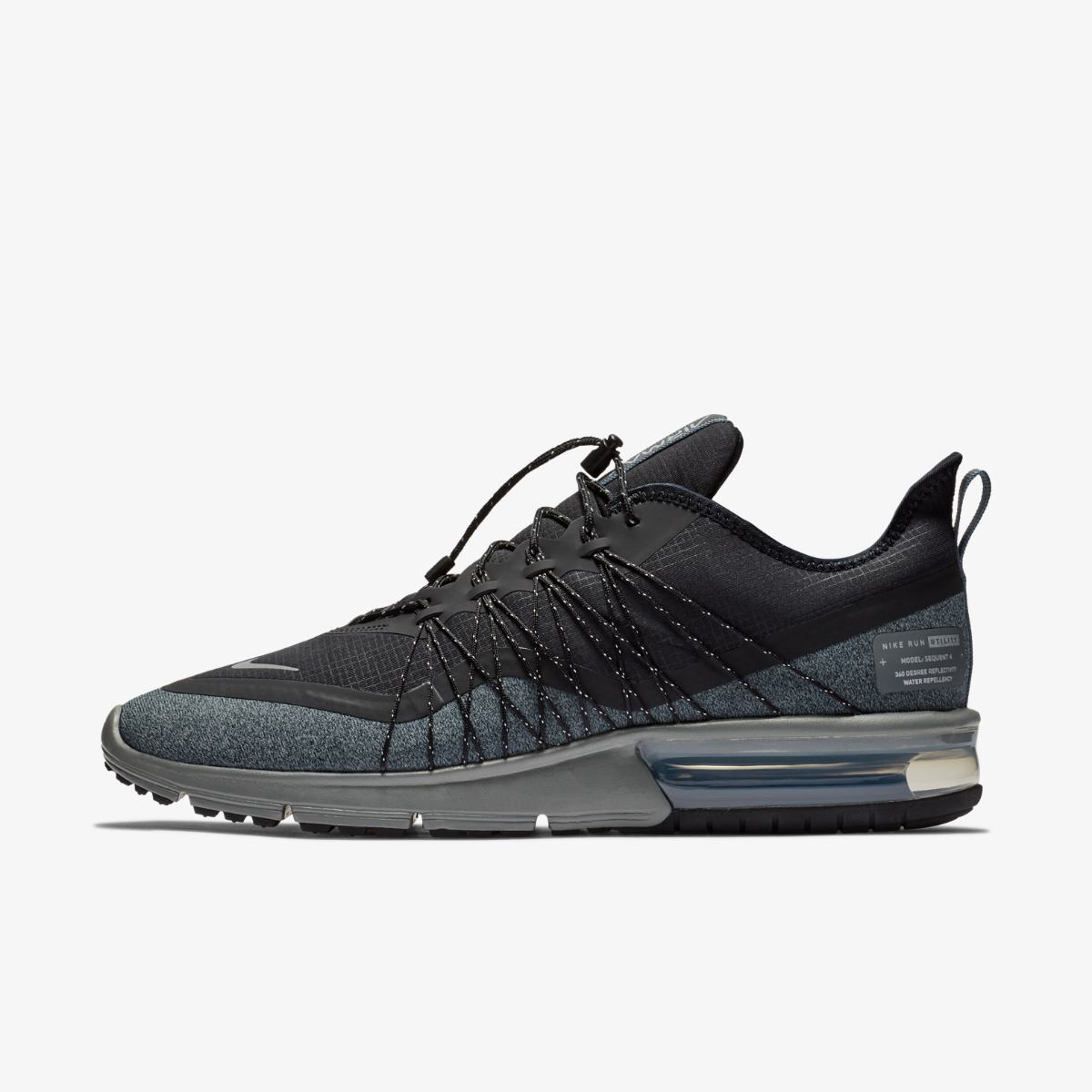 Кроссовки для бега Nike AIR MAX SEQUENT 4 UTILITY