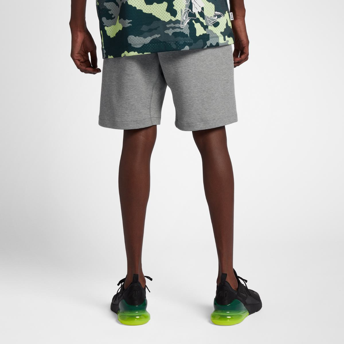 Шорты Nike M NSW TCH FLC SHORT