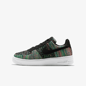 Кроссовки NIKE AIR FORCE 1 FLYKNIT 2.0 (GS)