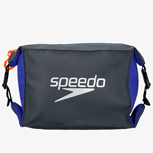 Сумка Speedo POOL SIDE BAG AU GREY/BLUE