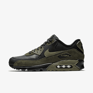 Кроссовки Nike AIR MAX 90 LEATHER
