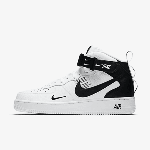 Кроссовки NIKE  AIR FORCE 1 MID 07 LV8