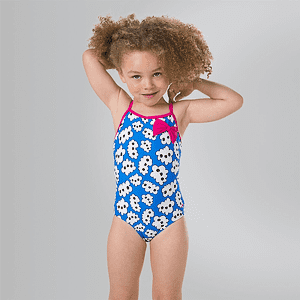 Купальник Speedo BOW 1PCE IF PINK/BLUE