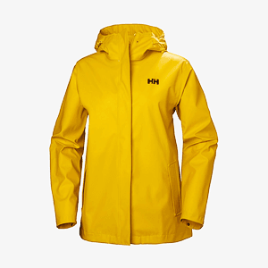 Куртка легкая Helly Hansen W MOSS JACKET