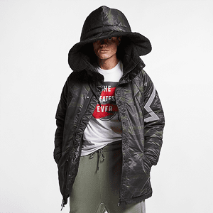 Куртка Nike JSW J-3B FLIGHT PARKA