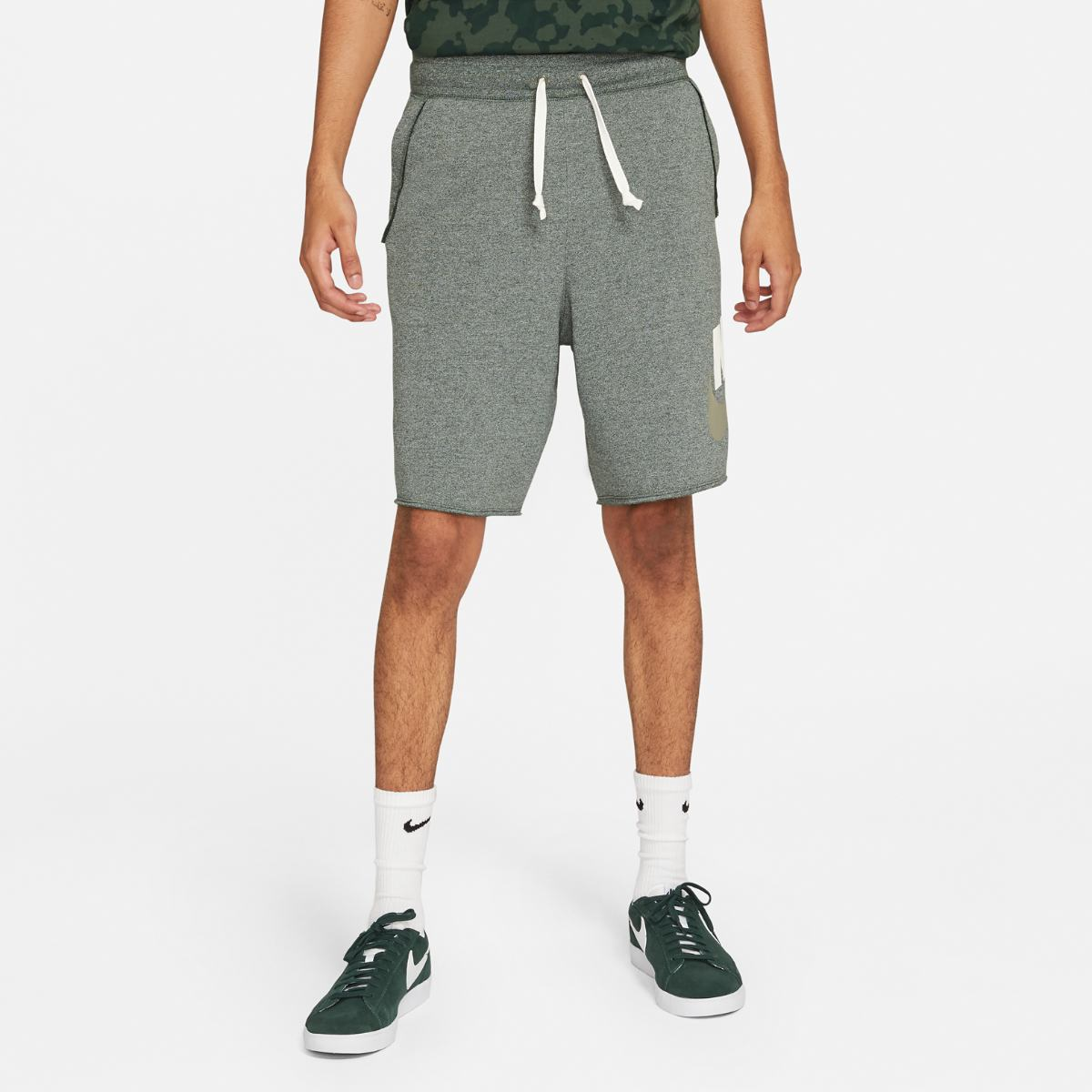 Шорты NIKE M NSW SPE SHORT FT ALUMNI