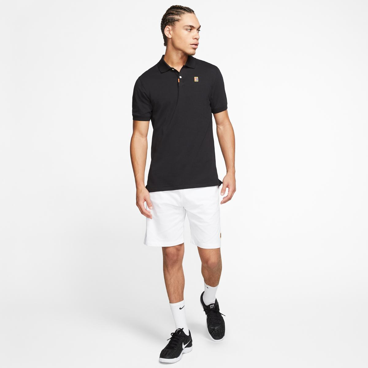 Поло Nike THE  POLO HERITAGE SLIM