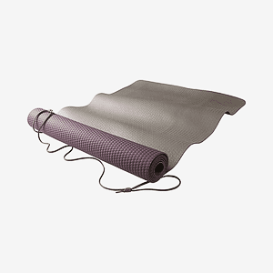 Коврик для йоги Nike FUNDAMENTAL YOGA MAT (3MM)MEDIUM GREY/DARK PLUM