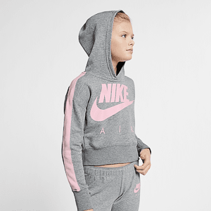 Толстовка Nike G NSW CROP PE AIR