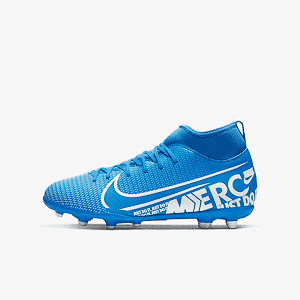 Бутсы NIKE  Mercurial Superfly 7 Club FG / MG