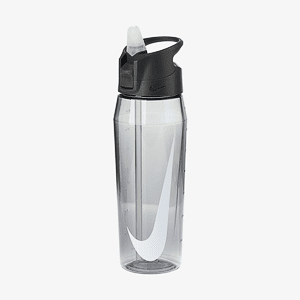 Бутылка Nike  TR HYPERCHARGE STRAW BOTTLE 32 OZ ANTHRACITE/COOL GREY/WHITE 32OZ