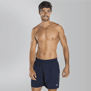"Шорты Speedo SOLID LEIS 16"" WSHT AM NAVY"