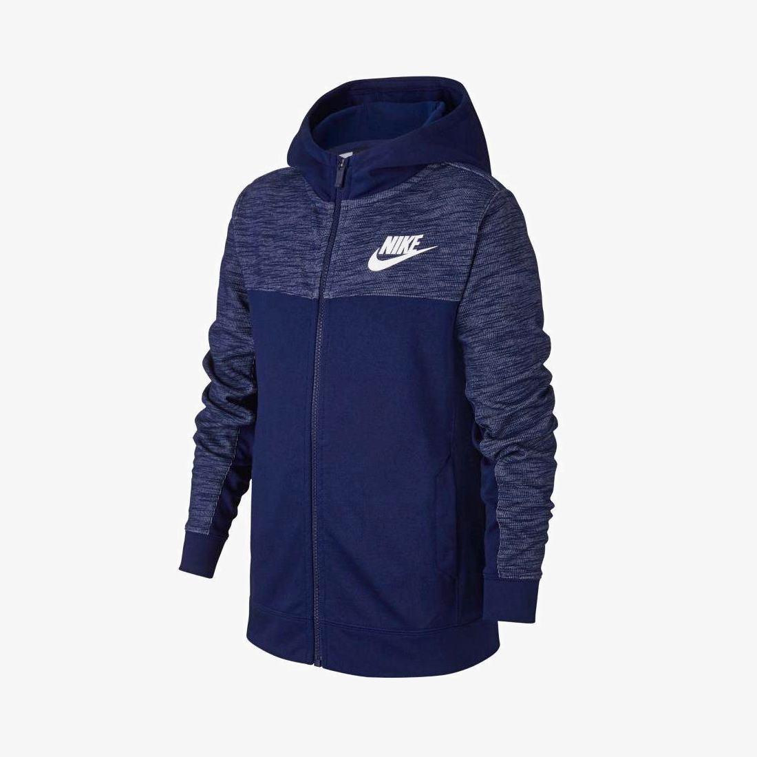 nike b nsw hoodie fz advance