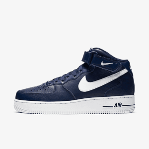 Кроссовки Nike Air Force 1 Mid In Dark Navy Returns For The Holiday