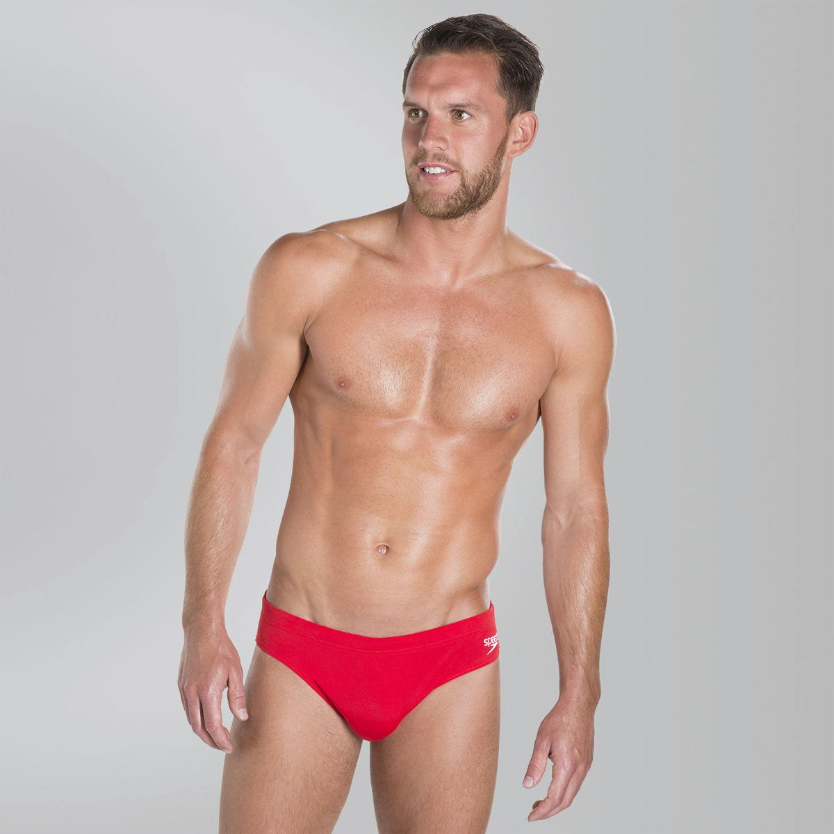 Плавки Speedo END+ 7CM SBRF AM RED